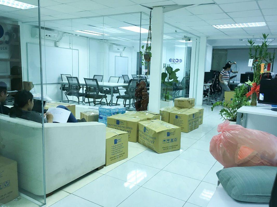 Chuyển văn phòng Quận 1 tất tần tật giá rẻ TPHCM - 1