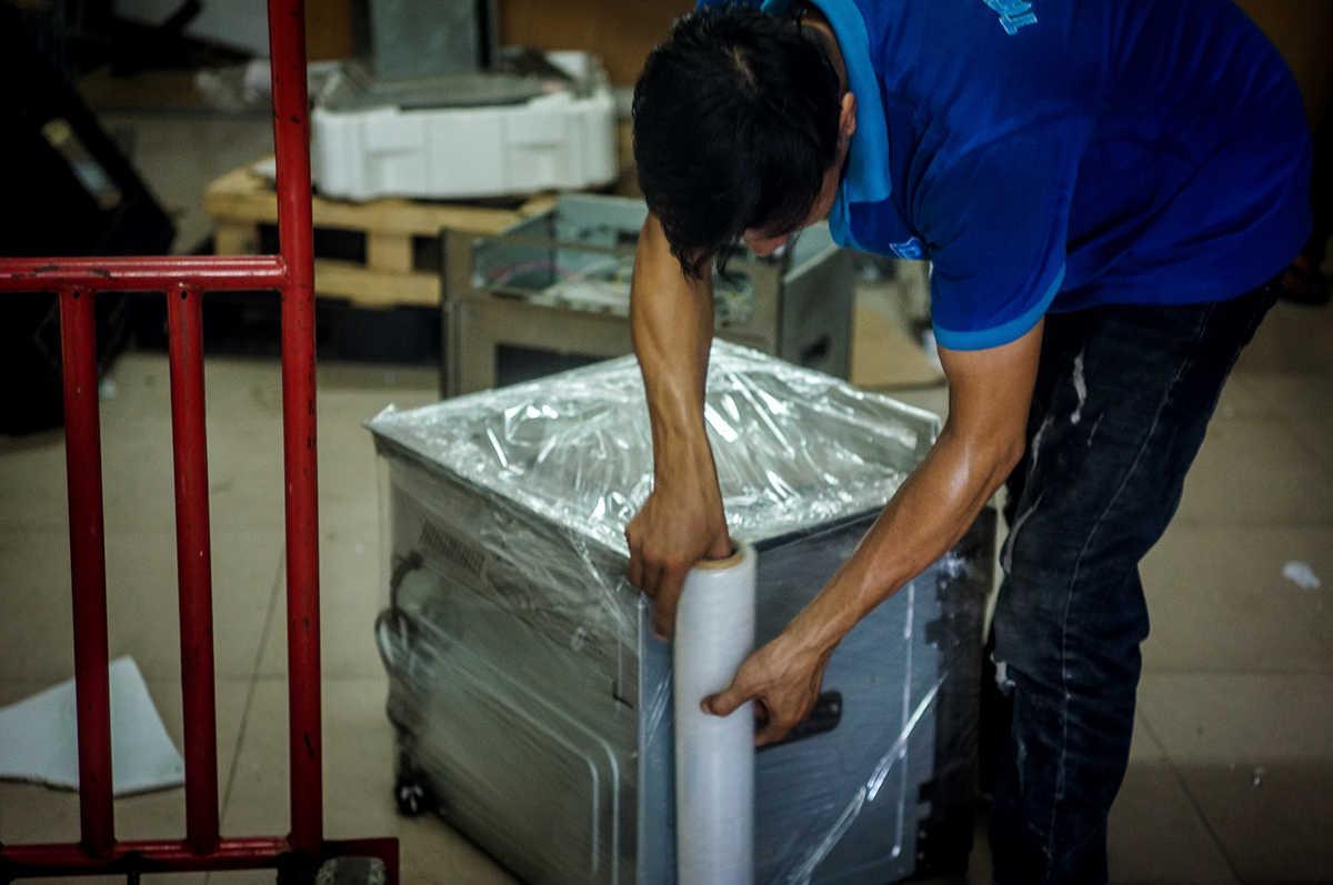 Chuyển nhà siêu rẻ Quận Tân Phú nhanh chóng - 2