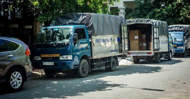 Dịch vụ chuyển nhà trọn gói 2019
