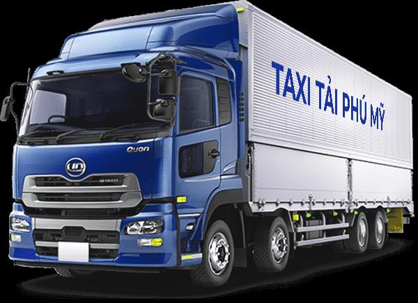 xe tải phú mỹ